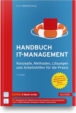 Handbuch IT-Management von Ernst Tiemeyer
